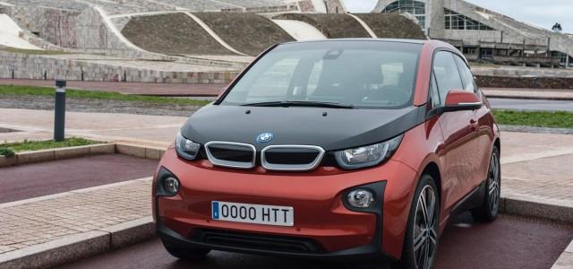 Prueba del BMW i3 con extensor de autonomía