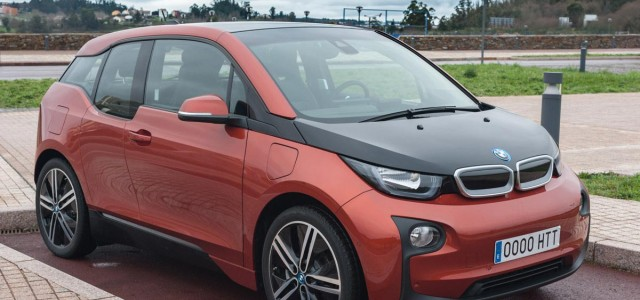 Bajas ventas del BMW i3 en Alemania. Casi la mitad de matriculaciones de las esperadas