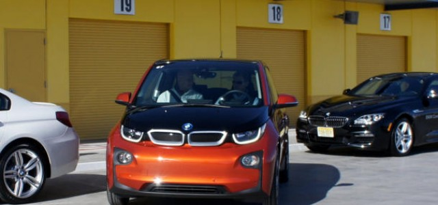 La tecnología del BMW i3 en el CES 2014
