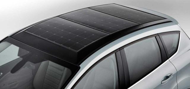 Ford presentará el C-MAX Solar Energi Concept