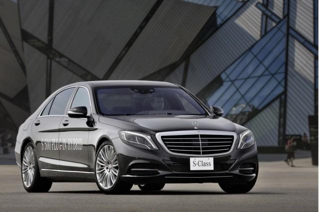 Mercedes-Benz S-Class Plug-In