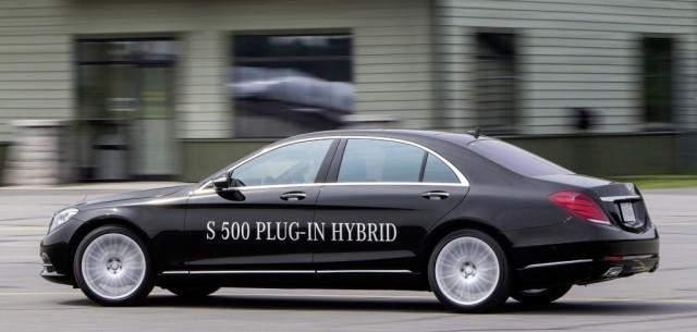 Mercedes-Benz S-Class Plug-In.2