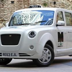 El nuevo taxi eléctrico de Londres