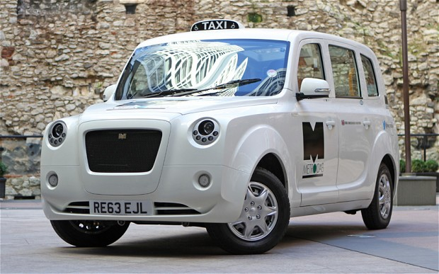 Metrocab-taxi-electrico-Londres