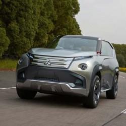 El Mitsubishi Montero híbrido enchufable llegará en 2015