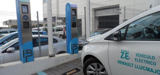 El Gobierno de Baleares y el IDAE confirman el plan de instalación de 2.000 puntos de recarga para vehículos eléctricos