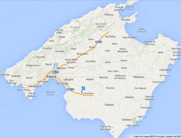 Puntos-recarga-Ibil-Mallorca
