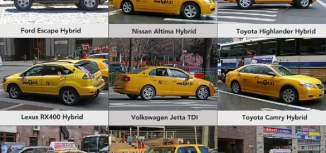 Nueva York también electrificará su flota de taxis