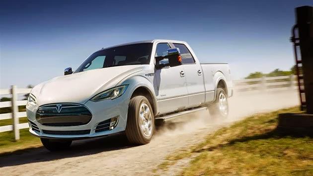Tesla-pick-up-ranchera