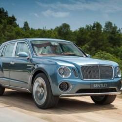 Bentley trabaja en un todocamino 100% eléctrico