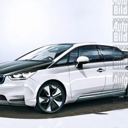 El BMW i5 podría llegar en 2015