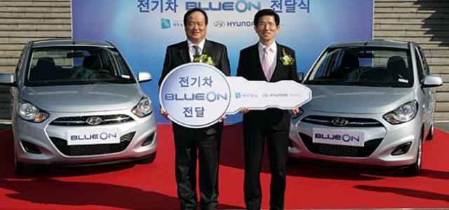 Hyundai prepara un nuevo coche eléctrico