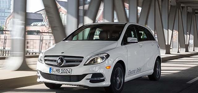 El Mercedes Clase B eléctrico llegará a España en enero. Precio desde 43.000 euros