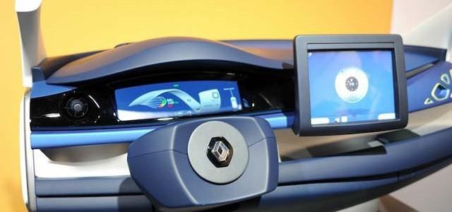 Renault ZOE Next Two, la conducción autónoma se abre paso
