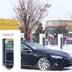 El Tesla más económico será compatible con los supercargadores