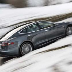 De costa a costa en un Tesla Model S