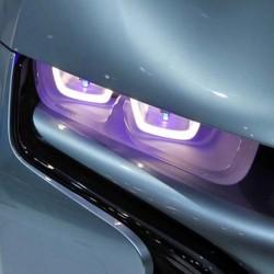 El BMW i8 será el primero en llevar luces láser
