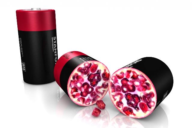 Bateria-silicio-granada