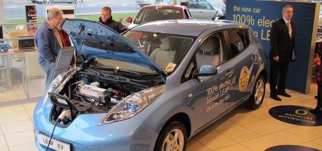 El valor de los coches eléctricos de segunda mano