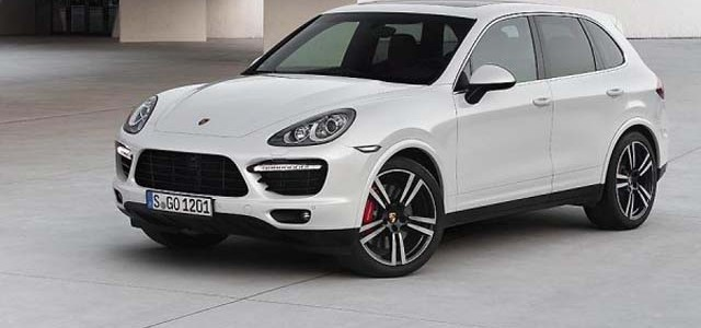 El Porsche Cayenne S E-Hybrid llegará en 2015