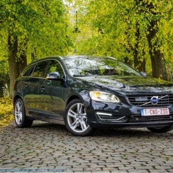 Volvo V60 Plug-in: ficha técnica