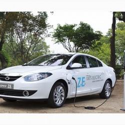 La producción del Renault Fluence ZE se va a Corea