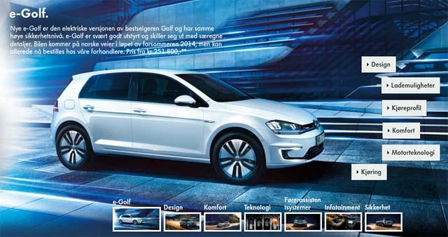 VW-e-golf