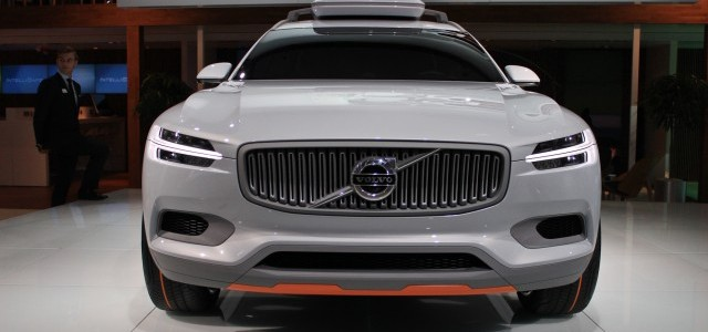 Volvo XC-90 Plug-in