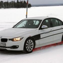 Cazado un BMW Serie 3 híbrido enchufable