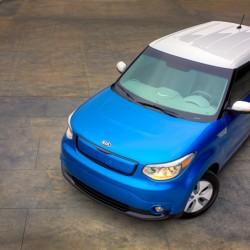 Las ventas del Kia Soul EV alcanzan las 10.000 unidades en todo el mundo