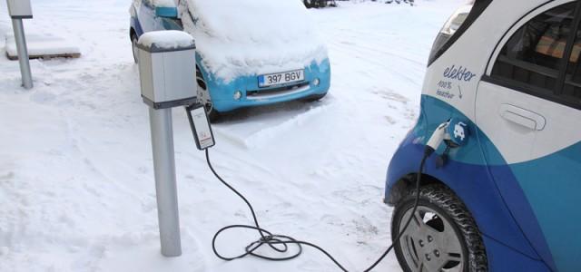 Un climatizador diésel ayuda al Mitsubishi i-MiEV a mejorar su rendimiento en climas de frío extremo