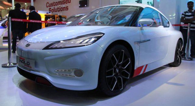 Mahindra abordará el sector del coche eléctrico con modelos económicos, pero también de lujo de la mano de Pininfarina