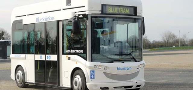 BlueTram, el tranvía según Bollore
