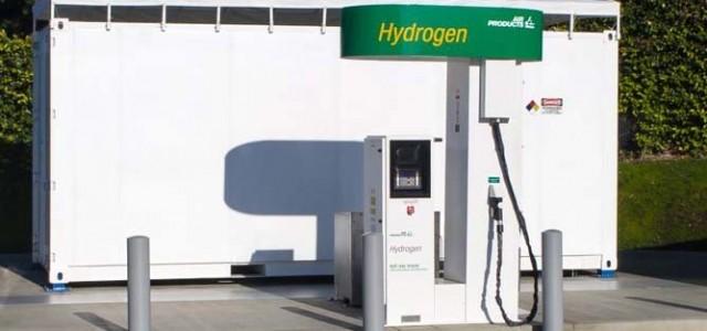 Honda instala una hidrogenera capaz de repostar en apenas 3 minutos