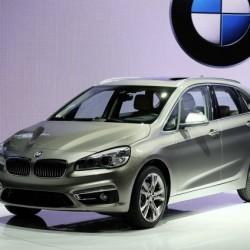 Se presenta el BMW Serie 2 Active Tourer, el primer monovolumen de BMW que tendrá versión enchufable