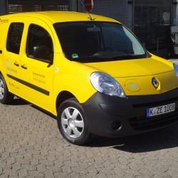 Deutsche Post añadirá más de 300 eléctricos Renault a su flota