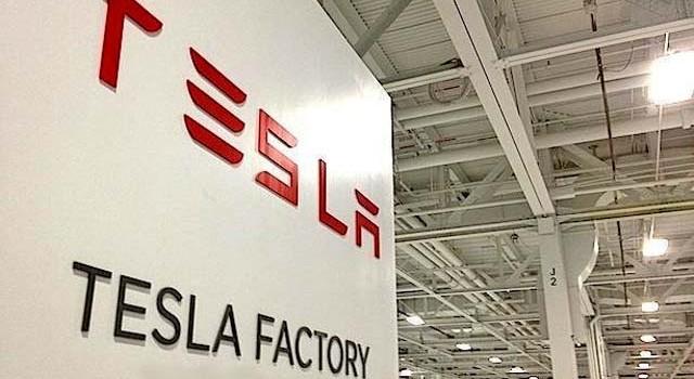 Tesla tiene lista su segunda línea de producción. Hasta 3.000 unidades a la semana