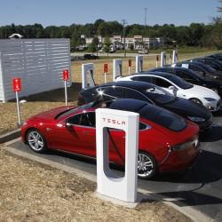 Tesla revela los planes de expansión de la red de Supercargadores de cara a 2017