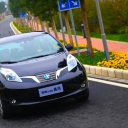 El coche eléctrico comienza su despegue en China