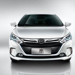 China ya ha vendido más coches eléctricos en seis meses de 2015, como en todo el 2014