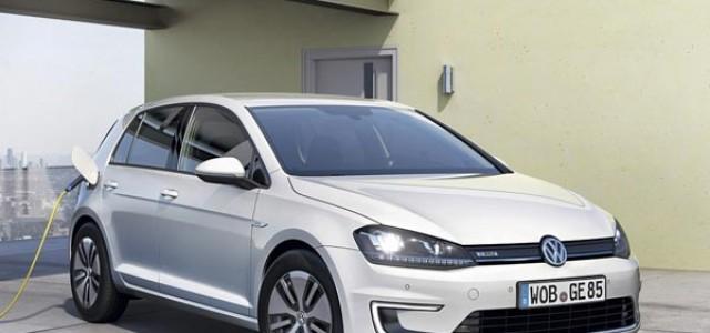El jefe de Volkswagen se muestra optimista con los coches eléctricos