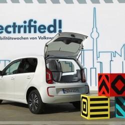El Volkswagen E-Load Up! nos muestra su aspecto