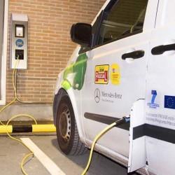 La Comunidad de Madrid pone en marcha una ayuda a la compra de furgonetas eléctricas