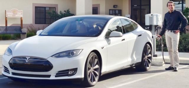 China se convierte en un objetivo para los fabricantes de eléctricos. Volkswagen y Tesla a la vanguardia