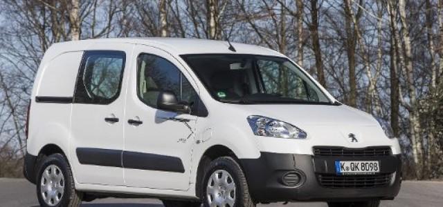 Precio de la Peugeot Partner eléctrica