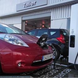 ¿Por qué Nissan no sigue en Europa el modelo de expansión de puntos de recarga de Estados Unidos?