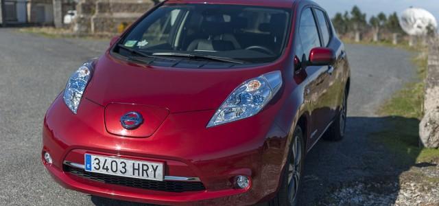 Prueba del Nissan LEAF 2013: Parte 1