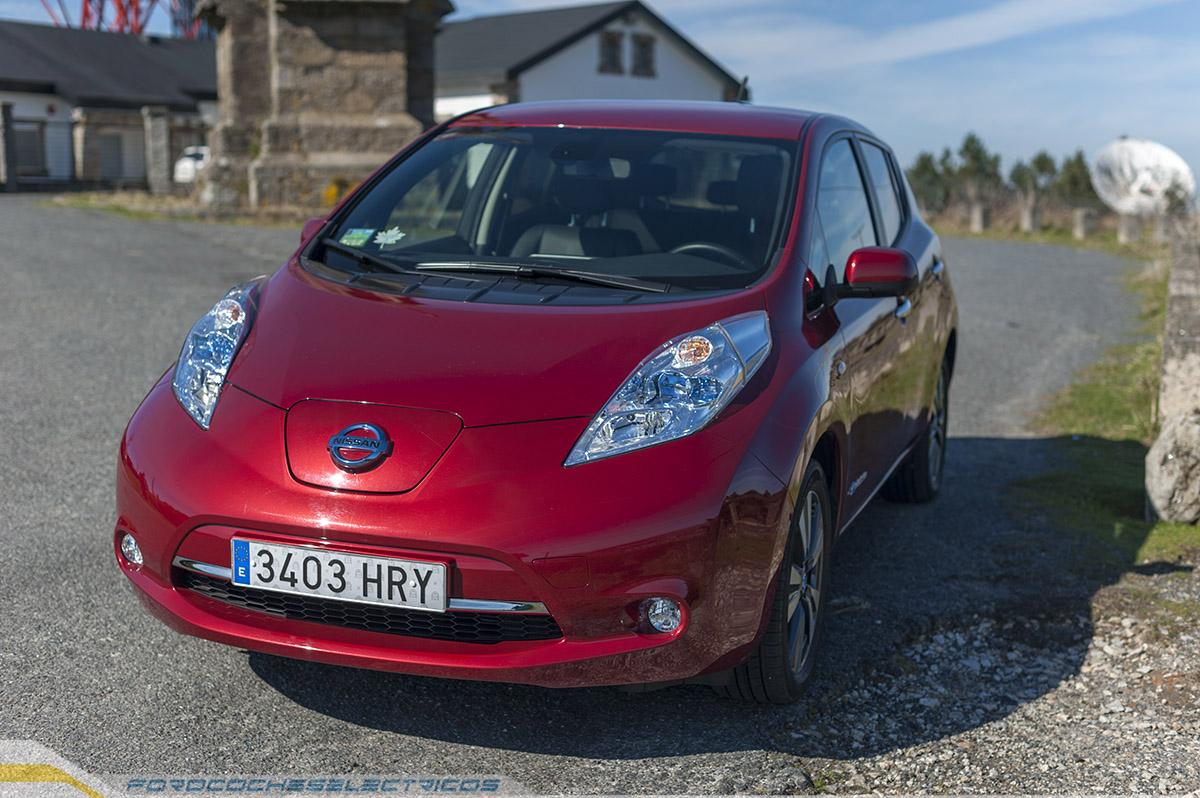 El Nissan LEAF cuenta con un sonido que avisa a los peatones de su presencia