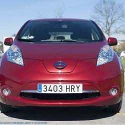 El Nissan LEAF alcanza las 20.000 unidades vendidas en Reino Unido. Nombrado Coche Verde del año 2017