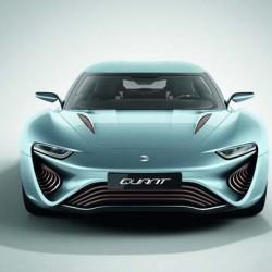 Quant e- Sportlimousine, la superberlina eléctrica con sistema de baterías de flujo y 600 km de autonomía